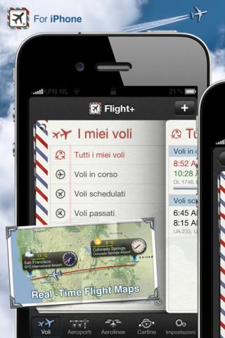 Voilo+ applicazione per iPad e iPhone