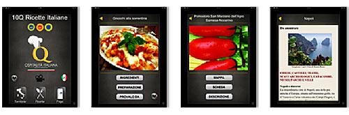 Mille ricette italiane per smarphone e tablet