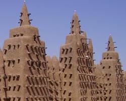 Salvere i monumenti di Timbuctu