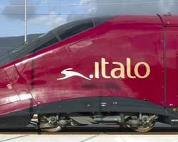 Il treno Italo arriva alla Costiera Amalfitana