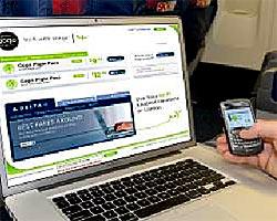Wi-fi a bordo dei voli Delta