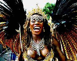 Il Carnevale di Notting Hill a Londra