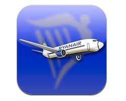 Applicazione Ryanair per Apple