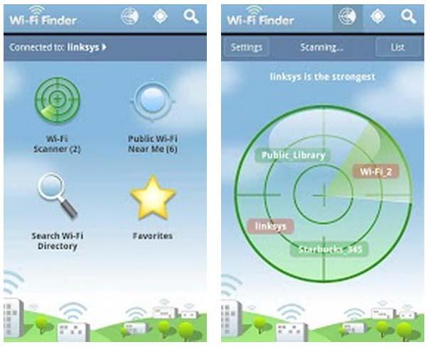 wifi gratis ricerca hotspot