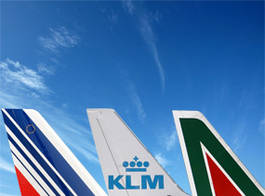 Alleanza Aif France - Klm - Alitalia