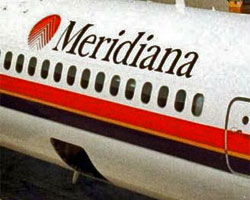 Compagnia aerea Meridiana
