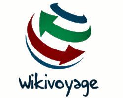 Il logo di Wikiwoyage