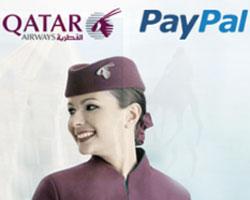 Sconto Qatar Paypal