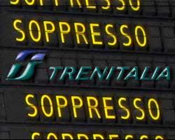 12 aprile sciopero Trenitalia