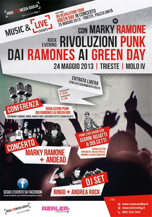 EventoRivoluzioni punk