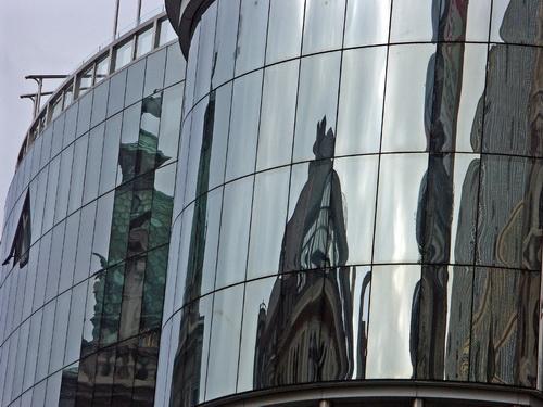 Haas-Haus di Hans Hollein