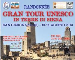 manifesto Gran Tour Unesco