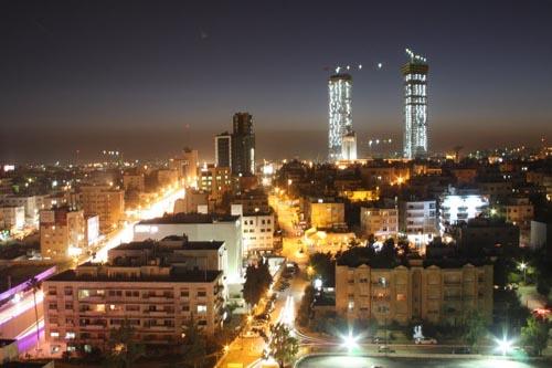 Amman - At night2