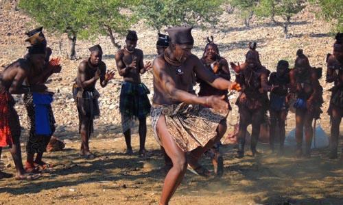 namibia dancer