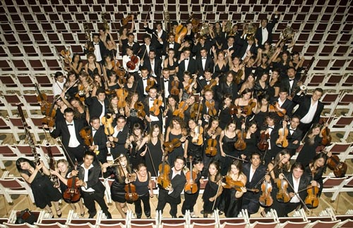 TurchiaYouth Philharmonic Orchestra