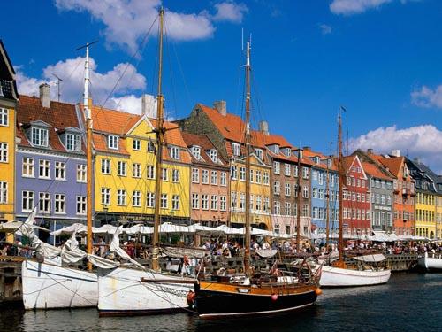 Copenhagen Canale Nyhavn