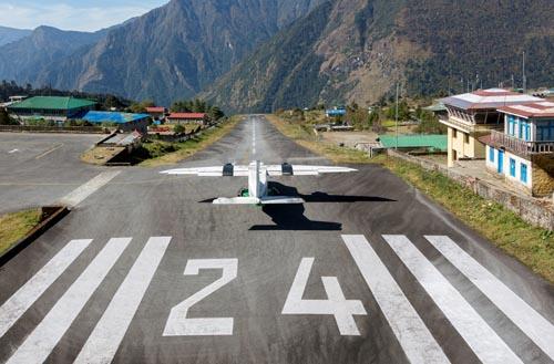 aeroporto nepal eDreams