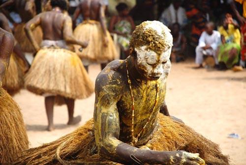 beninDanse traditionnelle vaudou