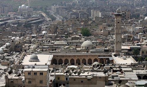 cittaAleppo-Siria