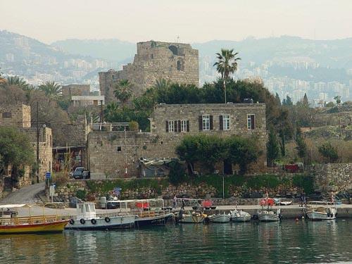 cittaBiblo-Libano