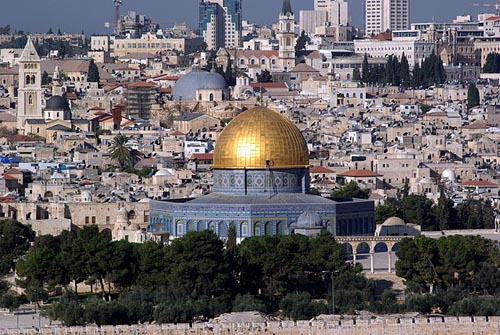 cittaGerusalemme-Cupola-della-Roccia