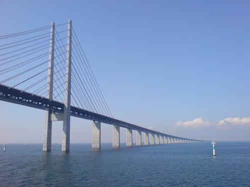 copenaghenponteÖresund bridge