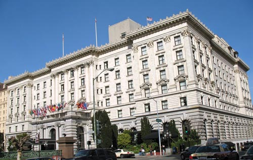 hotel3Fairmont Hotel San Francisco