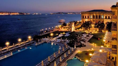 hotel8ciragan-palace istanbul