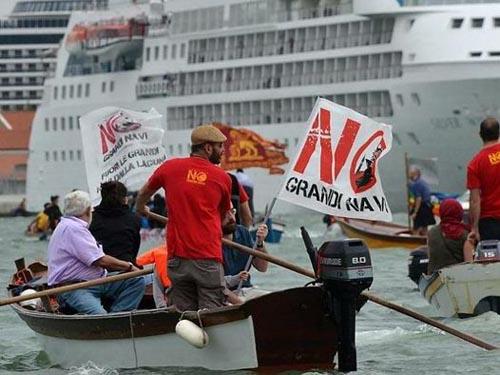 venezia nograndi  navi