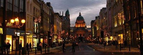 Belfast-panorama