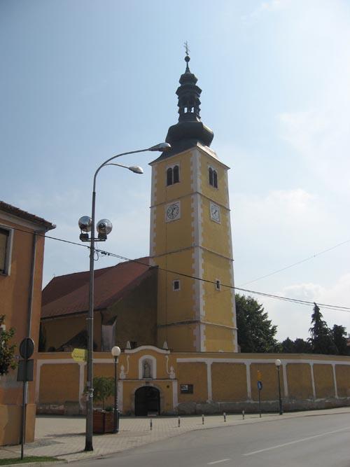 Ludbreg Church