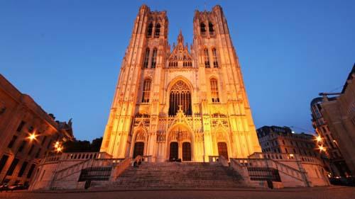 bruxellesCattedrale di St. Michel-55247317