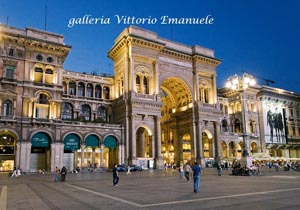 milano centro.galleriavittorioemanuelepg