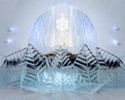 svezia icehotel