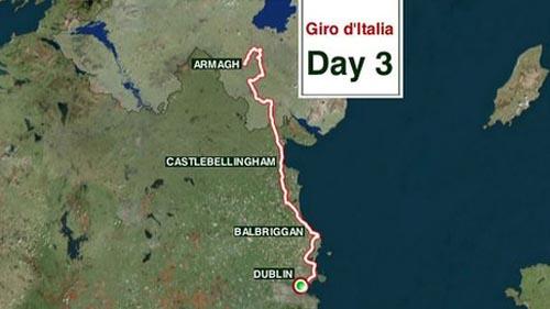 Giro-dItalia-2014 Percorso