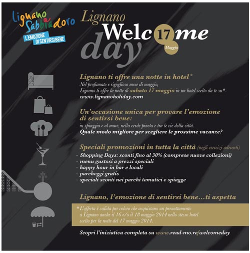 Lignano welcome day flyer pag 2