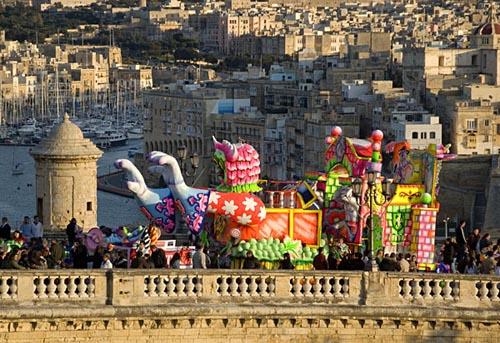Malta-carnevale