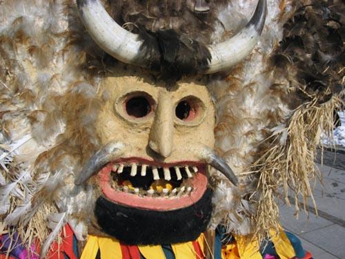 carnevale bulgaria mascherakukeri