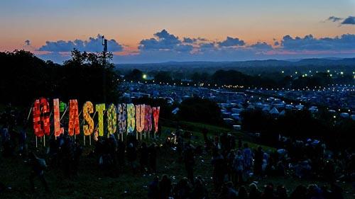 conteAGlastonbury Festival 2011