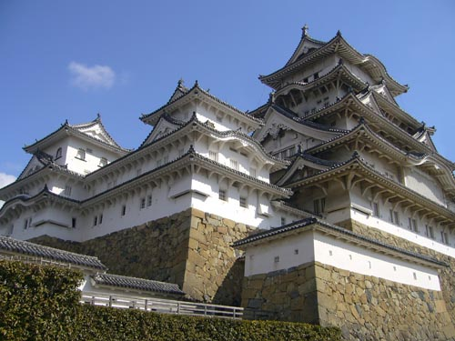 giappone Himeji Castle 01s2048