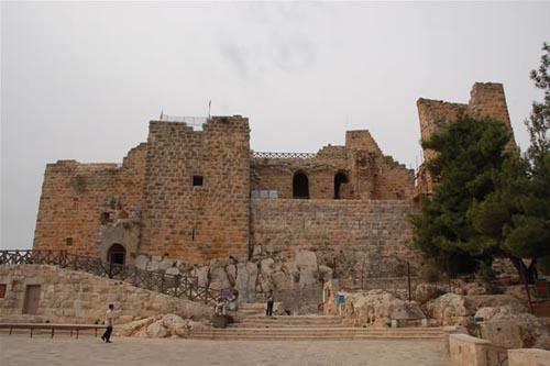 giordania ajlun castle280113IT
