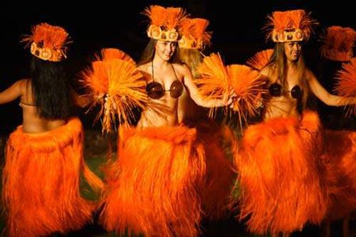isole cook hula-dance
