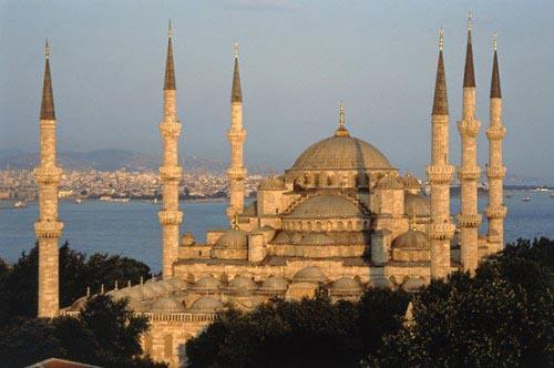 turchia-instambul archeologia
