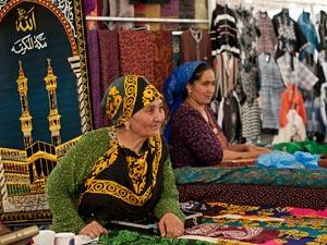 asia centale Ashgabat Turkmenistan