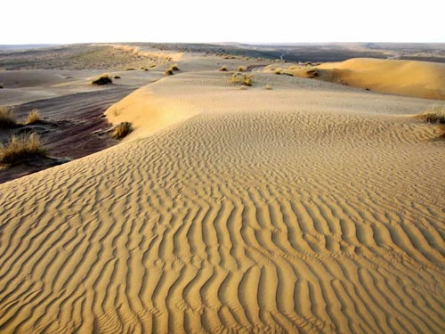 asia centrale Karakum Desert Turkmenistan