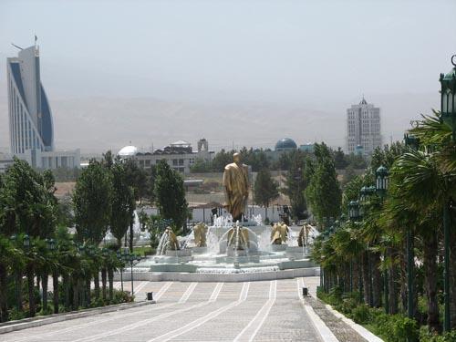 asia centrale Turkmenbashi