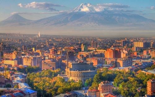 caucaso Yerevan