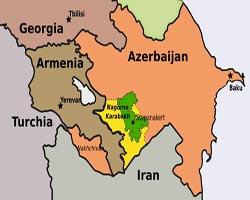 caucaso mappa-NagornoKarabakh-imagezograf