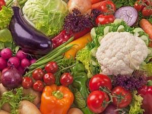 slow food Verdure varie