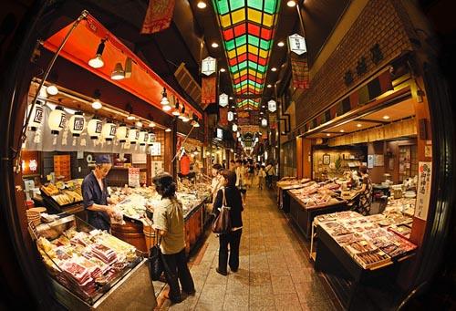 Kyoto Nishiki Market jpg